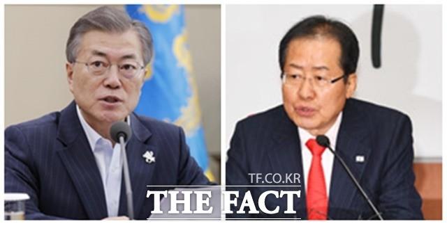 청와대 vs 한국당, 불 붙은 '개헌 주도권' 싸움
