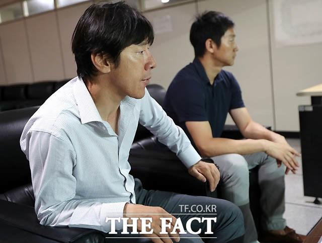 대표팀 조기소집과