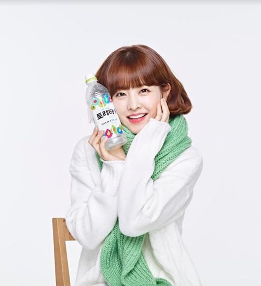 토레타, '국민여친' 박보영의 피부관리법 콘셉트 화보 공개