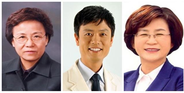 4차산업혁명위원장 장병규·국가교육회의장 신인령·저출산고령사회위 부위원장 김상희