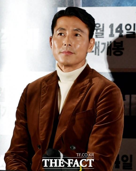 """'뉴스룸' 정우성, 손석희에 """"'강철비' 홍보 안해도 됩니다"""""""