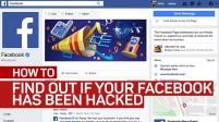 """""""해커가 내 계정을 탈취했다고?"""" 페이스북 계정 해킹여부 확인하는 방법"""