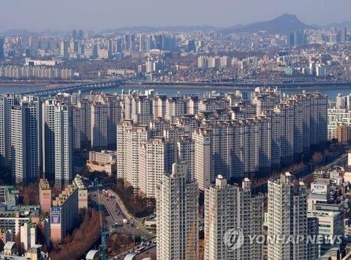 서울 집값 도쿄보다 1억 비싸…국내 가장 싼 지역은