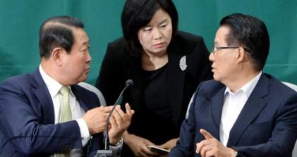 '특검 카드' 꺼낸 국민의당… 당내선 安·朴 책임론 확산