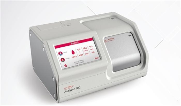 엑세스바이오, 당화혈색소 측정기 인도 진출