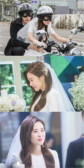'추리의 여왕 시즌2' 최강희, 추리퀸→순백의 신부 전격 변신 무슨 상황?