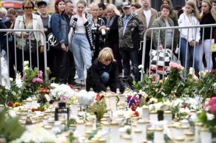 핀란드서도 흉기난동… 유럽 테러공포 확산