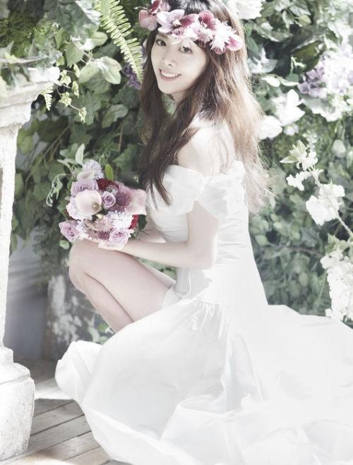 배우 신지수, 작곡가 이하이와 11월 결혼