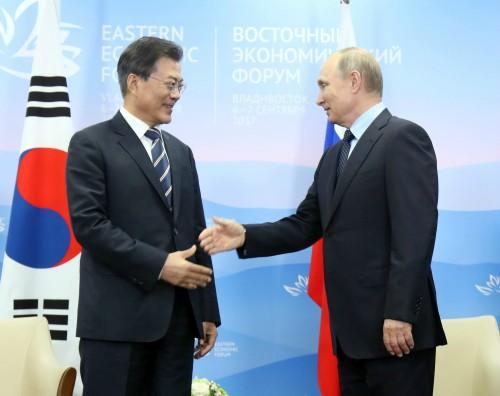 한국, 신냉전 속 러시아 버릴 수 없는 이유는