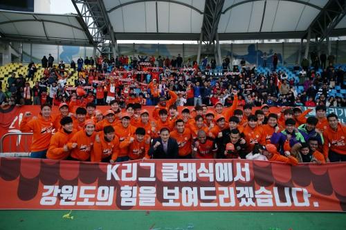 2017시즌 승격과 강등의 운명… K리그 플레이오프 일정 확정