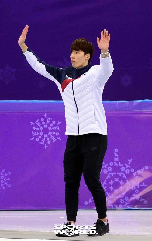 황대헌,'500m 은메달'