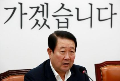 """박주선 """"청와대 대국민보고, 정권 홍보용 정치쇼"""""""