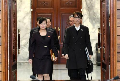 평양공연 남북 실무접촉, 오후 1시 46분 종료· 공동보도문 채택