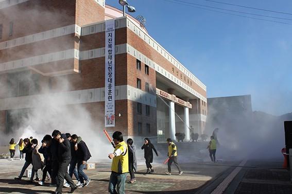 의성군, 재난대응 안전한국훈련 '우수기관'