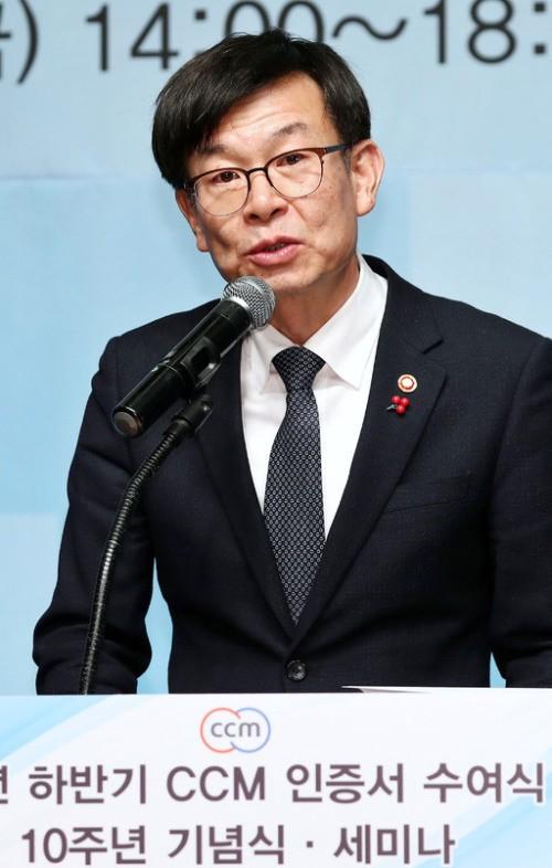 """김상조 """"재벌개혁, 혁명 아닌 진화가 돼야"""""""