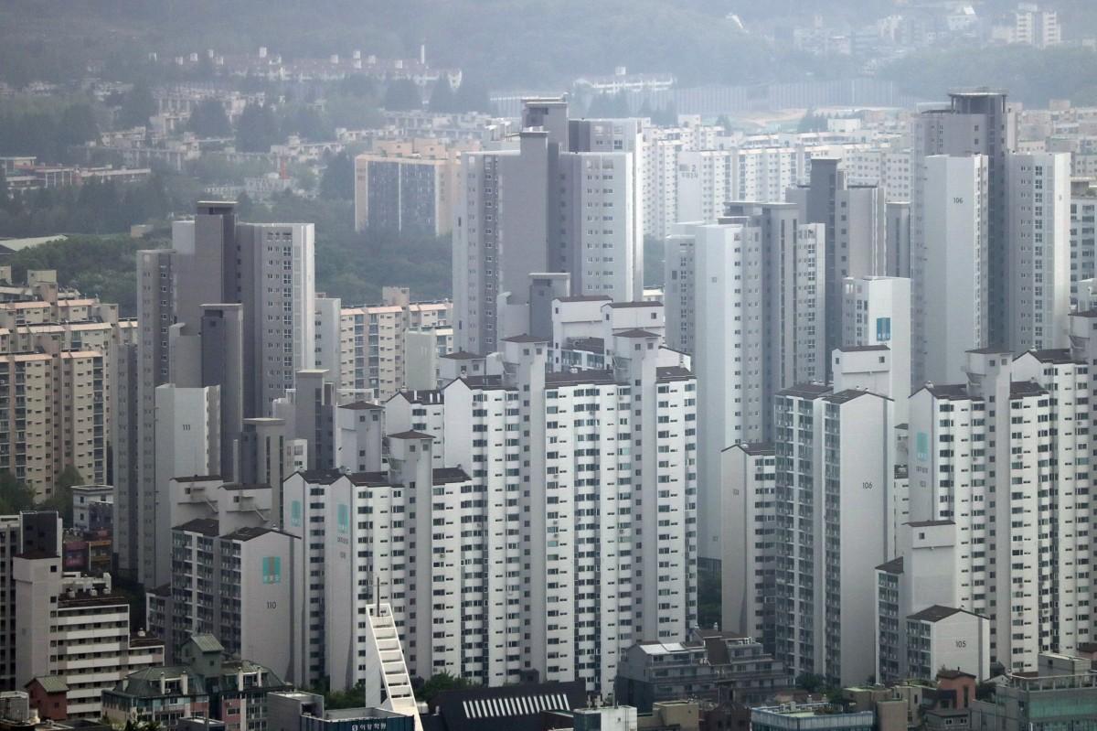 올해 강남 아파트값 4.8%↑…전국 평균 '5배'