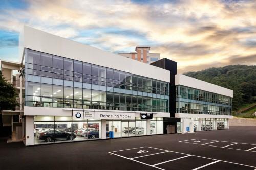 BMW 공식 인증 중고차 동성모터스 BPS 사직전시장, 1주년 기념 고객 이벤트 진행