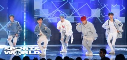 그룹 B.I.G, 상남자들의 무대