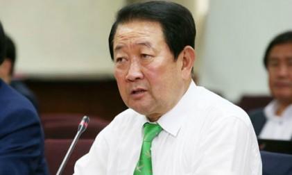"""박주선 """"文대통령, 언제까지 참모와 민주당 뒤에 숨을텐가"""""""