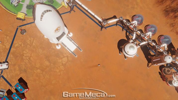 무대는 화성, '트로피코' 개발사 신작 '서바이빙 마스' 출시