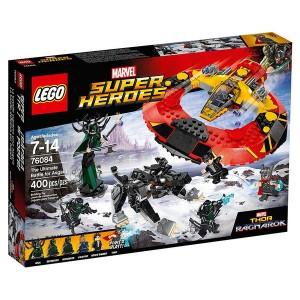 레고 슈퍼히어로 토르 아스가르드 전투 76084