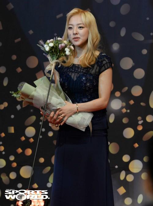 김보름,'평창올림픽에서 좋은 모습 보여줄것'