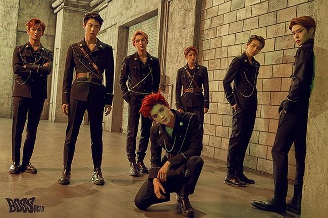 NCT U, 22일 Mnet '엠카운트다운'에서 'BOSS' 무대 첫 공개