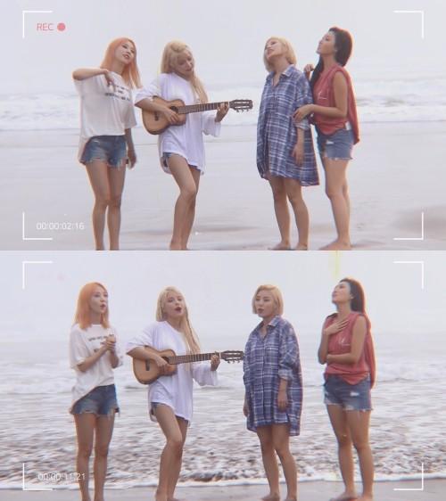 마마무 솔라, 새 앨범 '옐로우 플로워'에 자작곡 '별 바람 꽃 태양' 수록