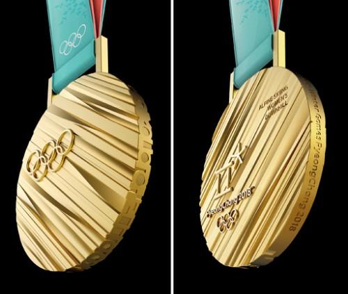 베일 벗은 평창동계올림픽 메달…'한국의 멋' 담았다