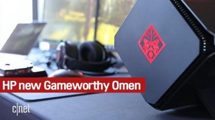 게임에 올인한 HP 오멘, 2017년 철벽 라인업 공개