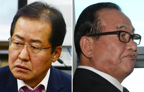 친박·홍준표 정면충돌…한국당 주도권 어디로
