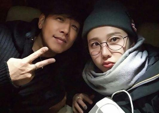 """배우 류시원, 길건 인스타그램에 '깜짝' 등장…""""예전 모습 그대로"""""""