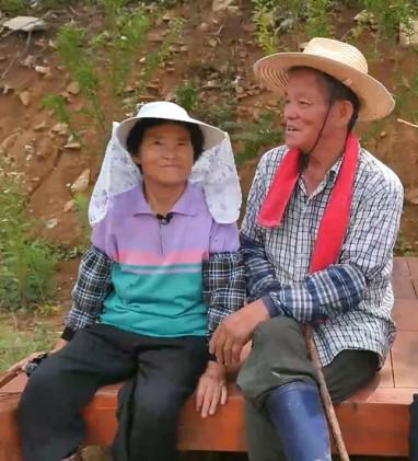 50년 세월 함께… 산꼭대기 노부부의 삶