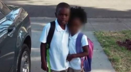 7살 여동생 성폭행 위기서 구하고 사망한 8살 오빠