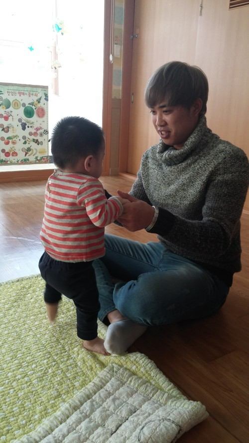 KIA, 광주 영아일시보호소에 '사랑의 기금' 전달