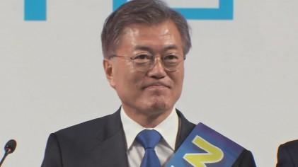 문재인, 호남 60% 득표해 압승...대세론 확인