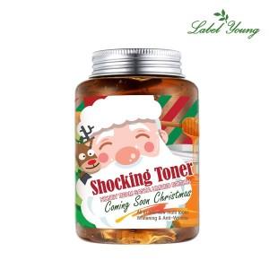 꿀광보습/스킨+로션+에센스한번에/쇼킹토너리미티드