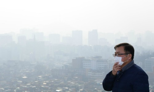 중국發 초미세먼지 다 아는데… 자료공개도 못 하는 정부