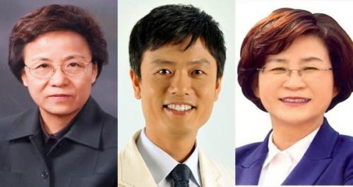 국가교육회의 의장 신인령, 4차산업혁명위 위원장 장병규
