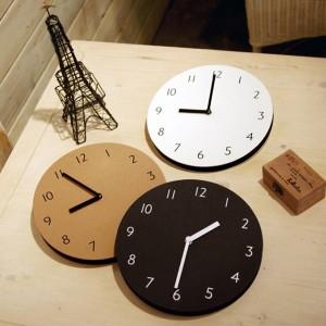 샌드위치 무소음벽시계 집들이선물 인테리어소품