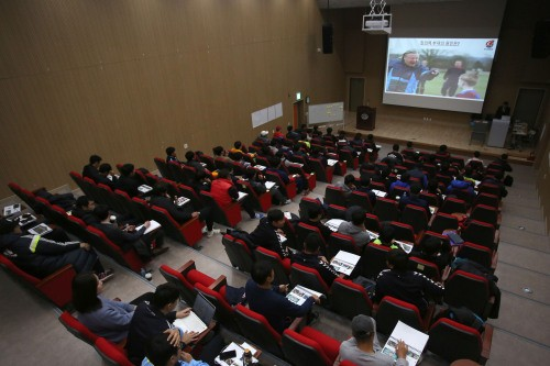 K리그, 英 유소년 지도자 초청 교육 실시