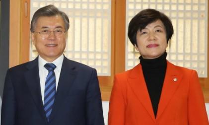 김영주 고용장관, 21일 노총·재계와 첫 상견례