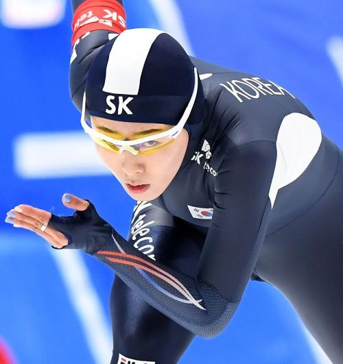 이상화, 월드컵 2차 대회 500m 동메달…고다이라 금