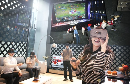 LA 남친·서울 여친, VR로 실시간 데이트