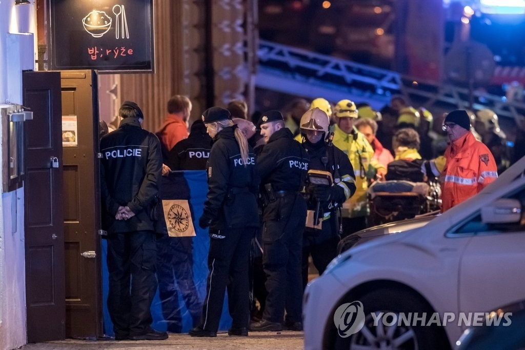 체코 프라하 호텔 화재, 여성 사망자 속출...왜