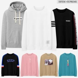 3+1/슈프림/맨투맨/후드티/티셔츠/커플티/남자/여자