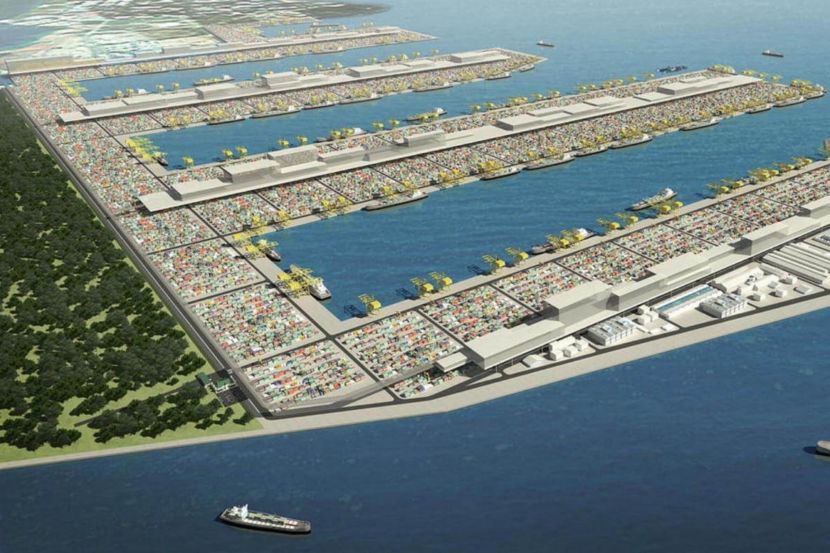 현대건설, 1조2,000억 규모 싱가포르 매립공사 수주