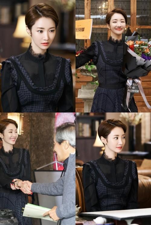 """'언터처블' 고준희 """"많이 배운 작품, 좋은 기회 행운"""" 종영 소감"""