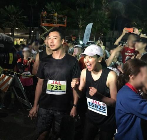피겨 은퇴 후 마라톤 도전한 아사다 마오의 성적은?