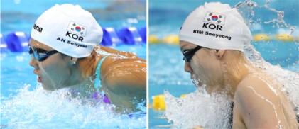 안세현·김서영 '쑥쑥'… AG·올림픽 메달 기대감